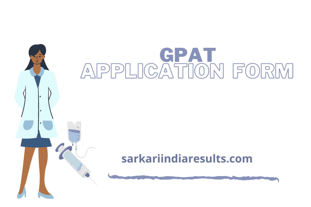 GPAT Application